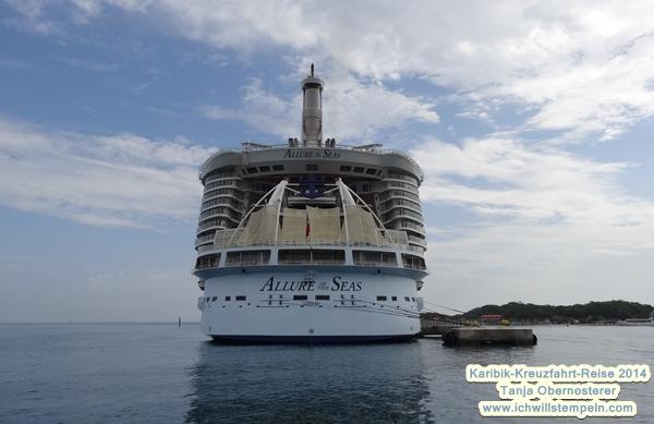 Labadee allure of the seas