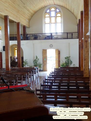 Jamaika - Falmouth-Kirche