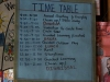 Schule time table jamaika