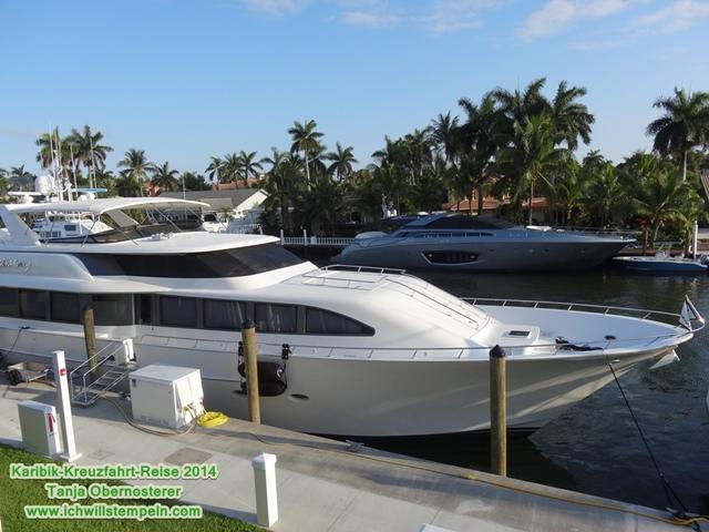 Fort Lauderdale - Hyatt -Jachten1
