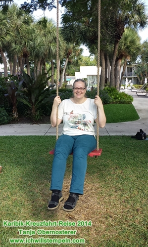 Fort Lauderdale - Hyatt -Schaukeln1