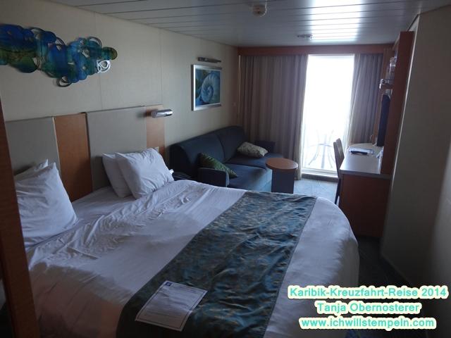 Kabine Deck 11 Allure of the Seas