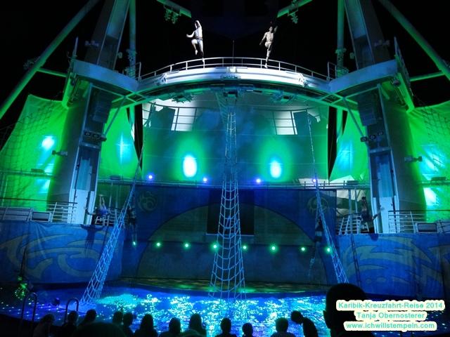 Wassershow Ocen aria 4