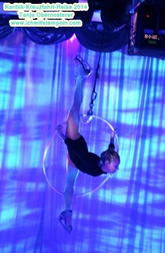 Ice show allure of the seas - ringe