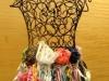 Kleid mit Baendern hergestellt stampin up