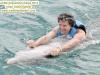 Delphinschwimmen cozumel Markus