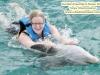 Delphinschwimmen cozumel Tanja