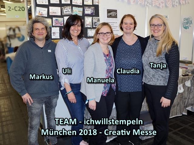 Teamfoto München 2018