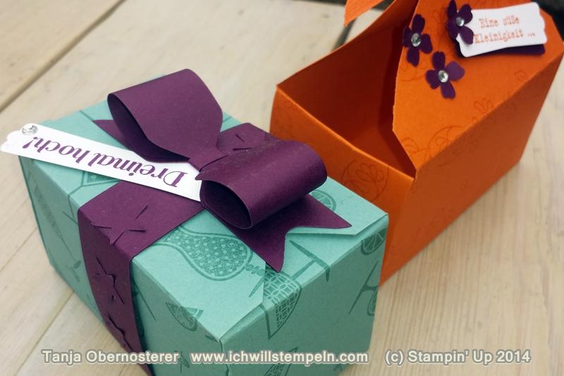 Envelope Punchbord box