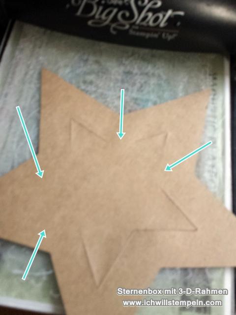 Sternenbox mit 3-D-Rahmen 03