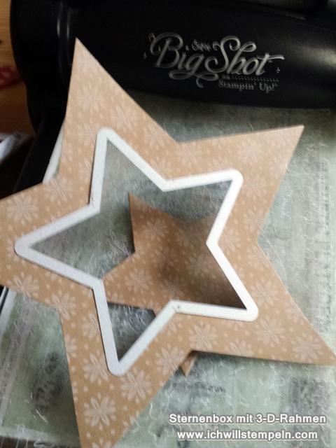 Sternenbox mit 3-D-Rahmen 04