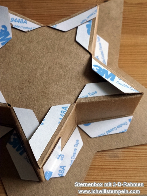 Sternenbox mit 3-D-Rahmen 07
