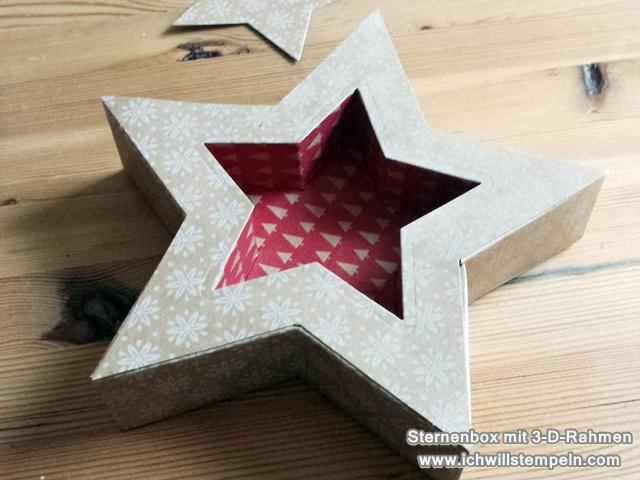 Sternenbox mit 3-D-Rahmen 08