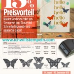 Flyer September Schmetterlinge 2013