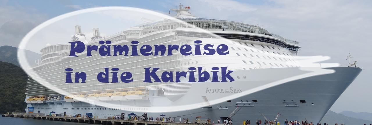 Praemienreise Su Karibik 2014