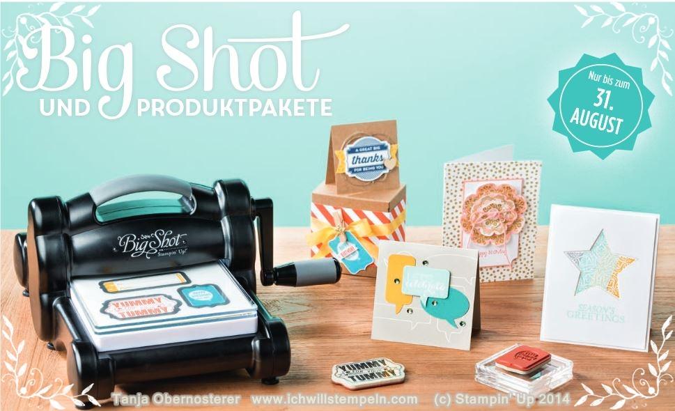 BigShot- Aktion 2014