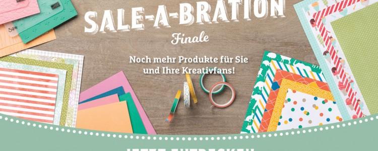 Letzte Sale-a-Bration