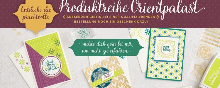 Produktreihe - Orient