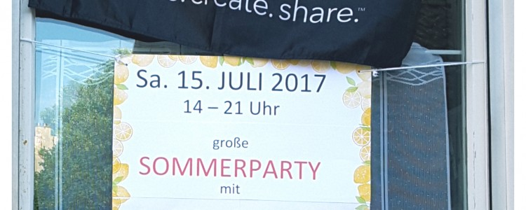 Sommerparty 2107
