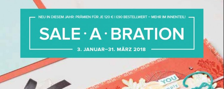 Sale-A-Bration 2018-Titel